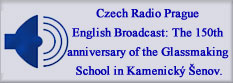 IGA Kamenicky Senov Radio Prague 150th Anniversary